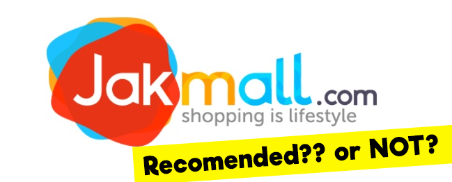 Shopping di Jakmall.com, recommended or not?
